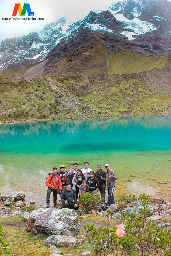 Laguna Humantay - Grupo de viajes de MachuPicchu Trip