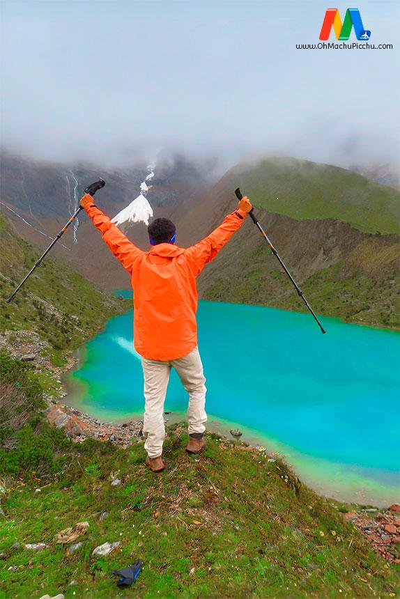 Laguna Humantay - Disfrutando del Paisaje www.ohmachupicchu.com