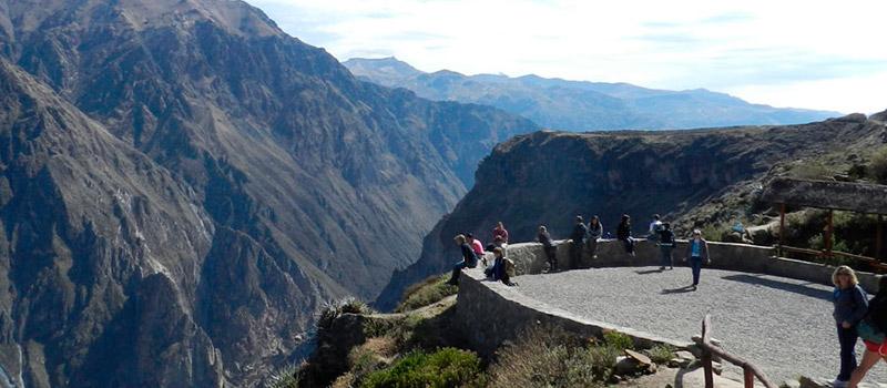 Cañon del Colca Arequipa
