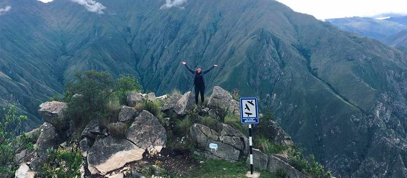 Chonta, Cañon de Condores el Cusco