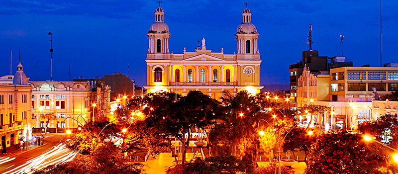 City tour en Chiclayo