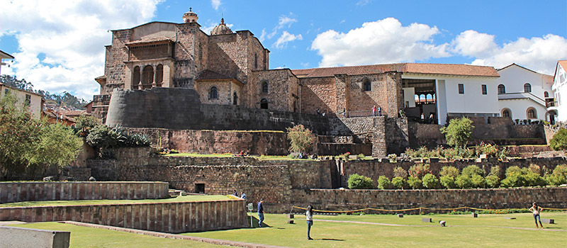 Qoricancha city tour en Cusco