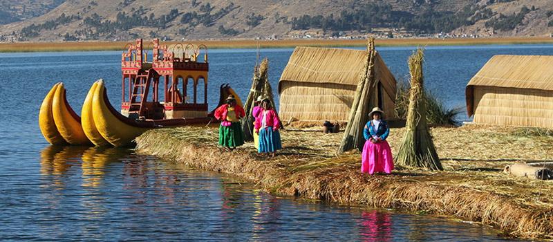 Lago titicaca, Tour de un dia