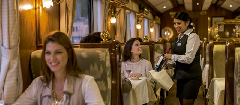 Luxury Train Hiram Bimgham