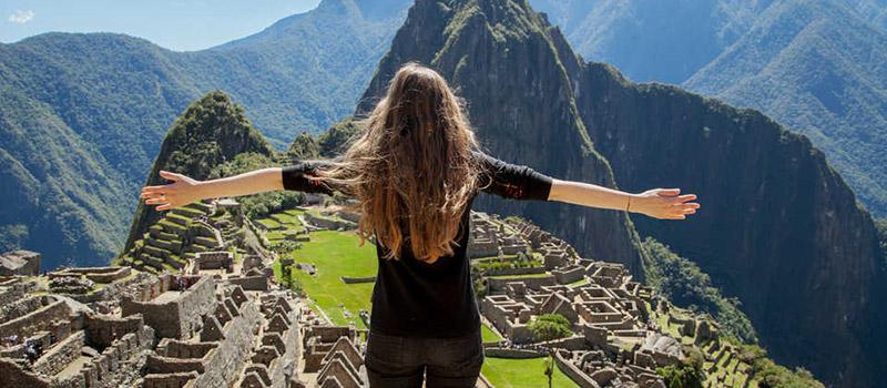Oh! Machu Picchu maravilla del mundo