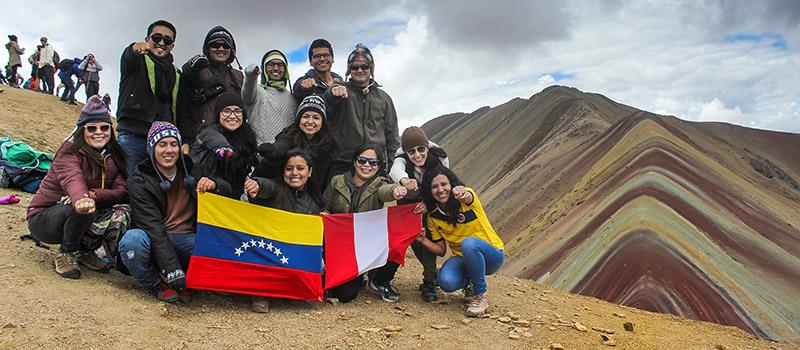 Vinicunca, Montaña de Colores en Perú