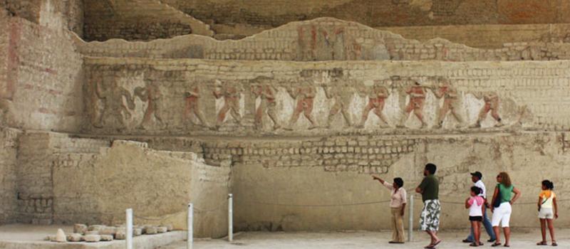 Sitio Arqueologico el Brujo