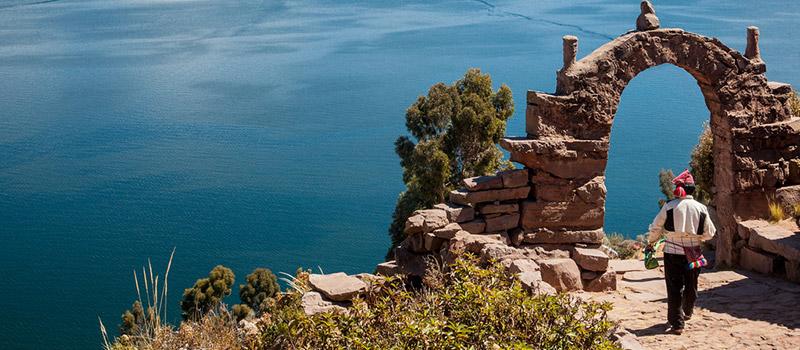 Titicaca el lago mas alto del Mundo