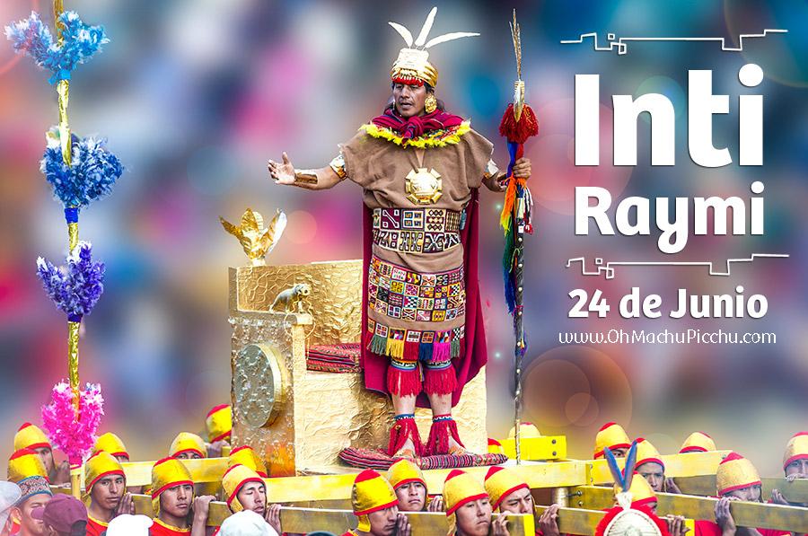Inti Raymi Portada